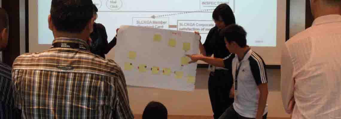 Lean Training Singapore | Green Belt Lean Expert VSM